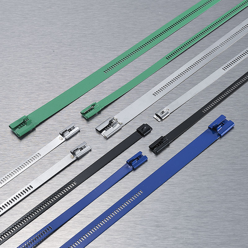 Ladder Type stainless steel cable tie