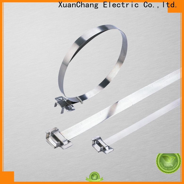 XCCH ss cable ties supply for mining