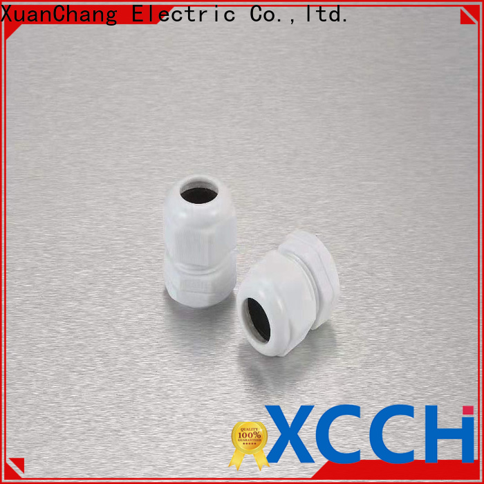 XCCH nickel plated brass cable gland suppliers for mining