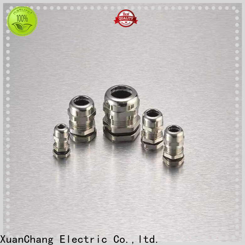 XCCH wholesale pg13 cable gland for business for pulping