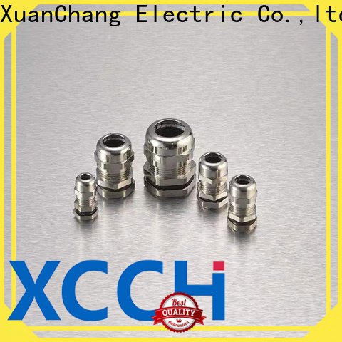 XCCH low profile cable gland manufacturers for pulping