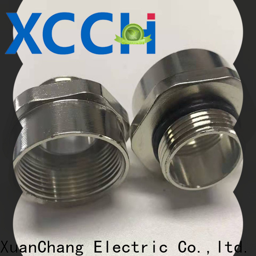 latest pvc cable gland factory in food processing