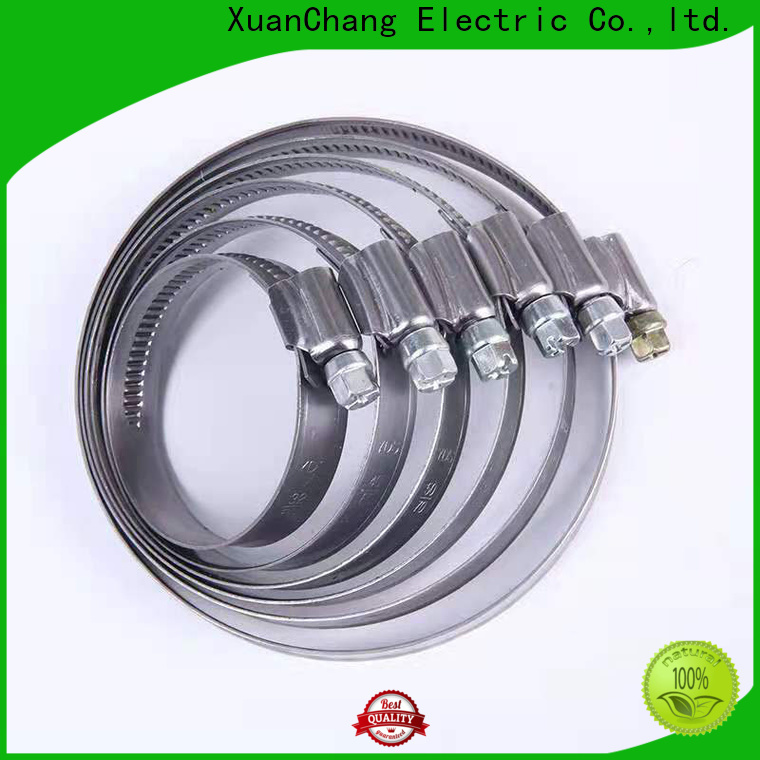 XCCH latest large hose clamps manufacturers for pulping