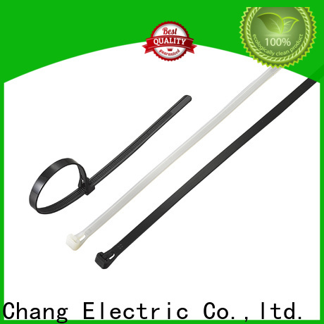 XCCH heavy duty reusable cable ties factory in power transmission