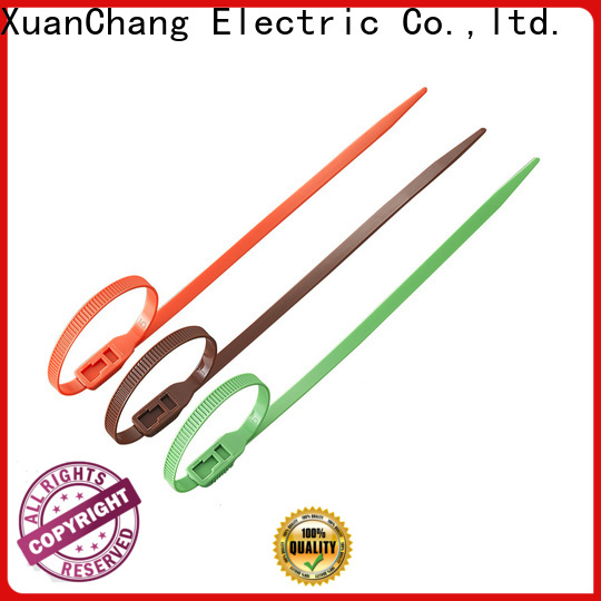 XCCH nylon zip ties manufacturers in power transmission