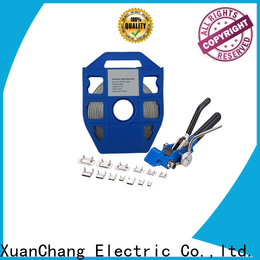 XCCH high-quality stainless steel roller ball cable ties manufacturers for mining