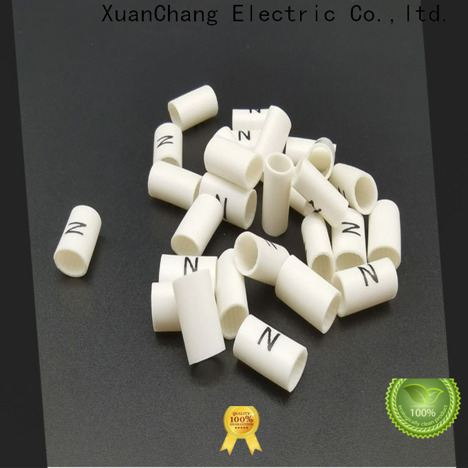 XCCH top pvc cable markers factory in food processing