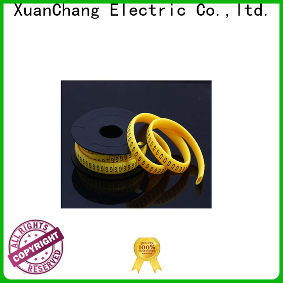 XCCH best flat cable marker suppliers in food processing