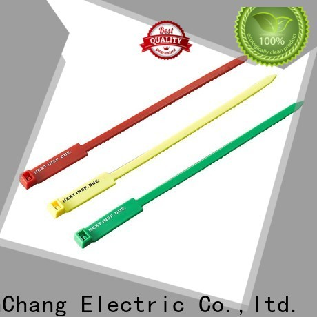 XCCH high-quality numbered security seals manufacturers for industrial