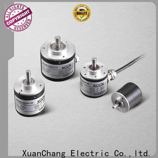 XCCH latest hollow shaft rotary encoder for business for industrial