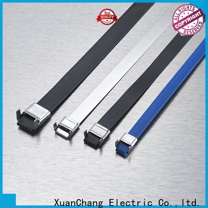 XCCH best stainless steel cable ties price for business for pulping