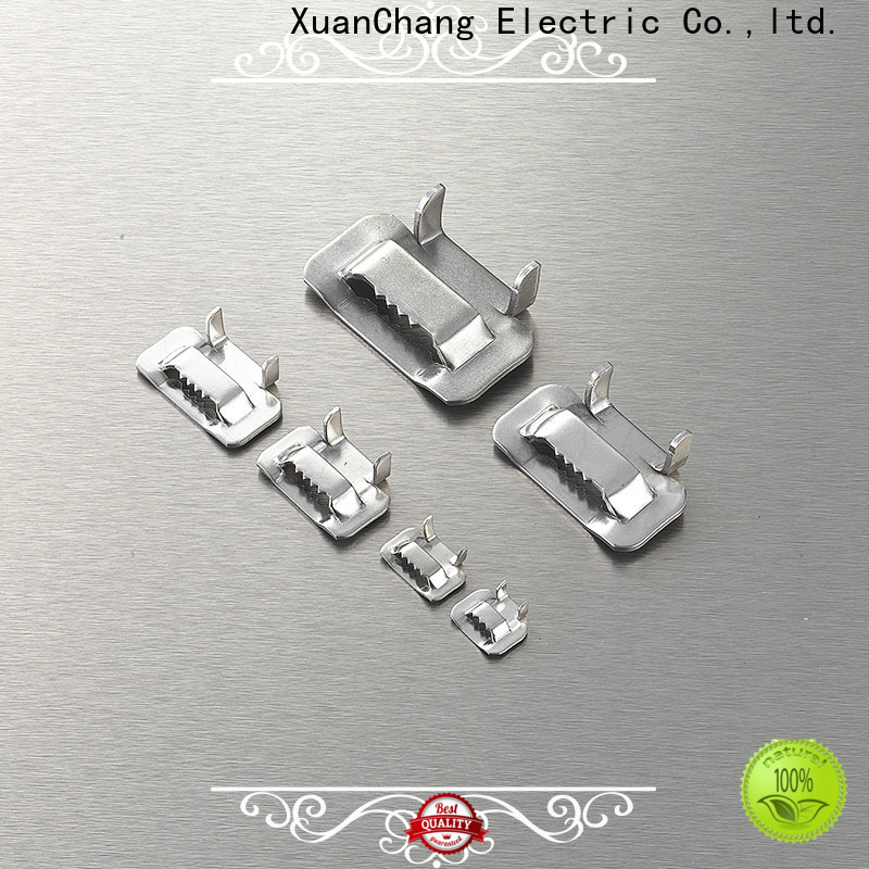 XCCH best steel strapping buckles company for industrial