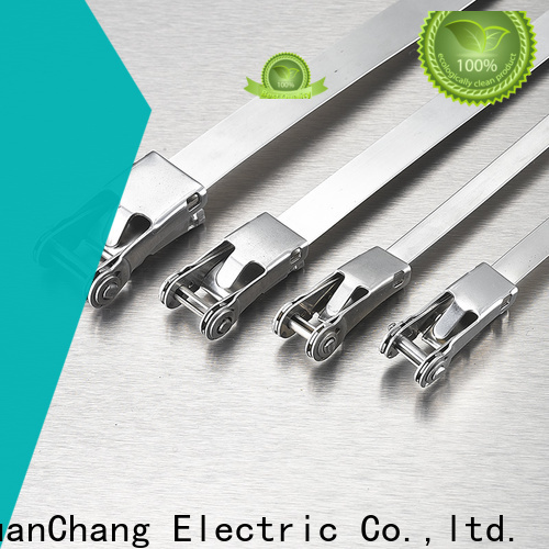 XCCH top 304 stainless steel cable ties manufacturers for industrial