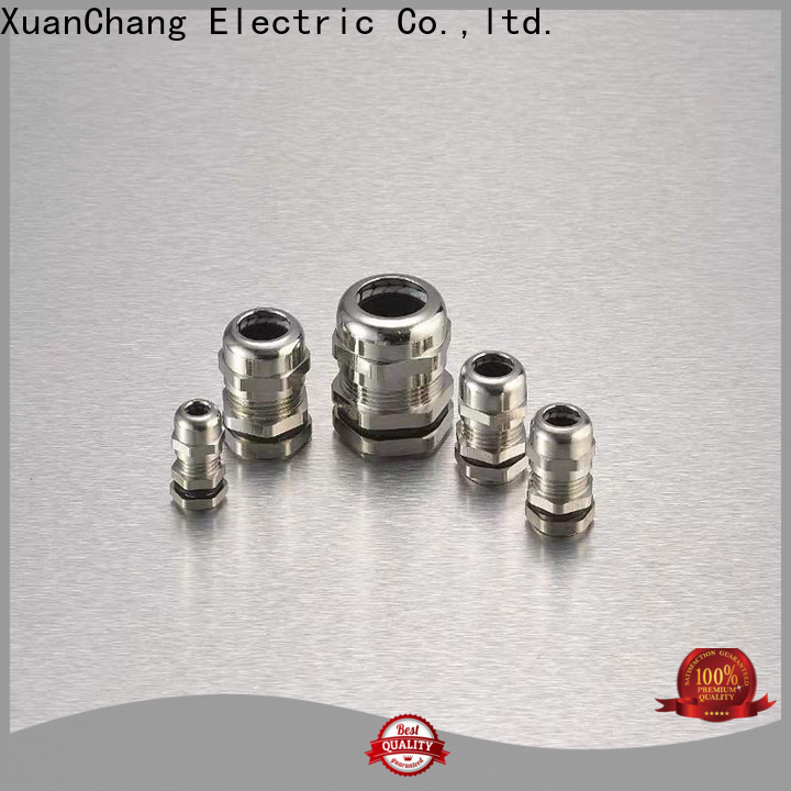 XCCH high-quality compression cable gland company in food processing