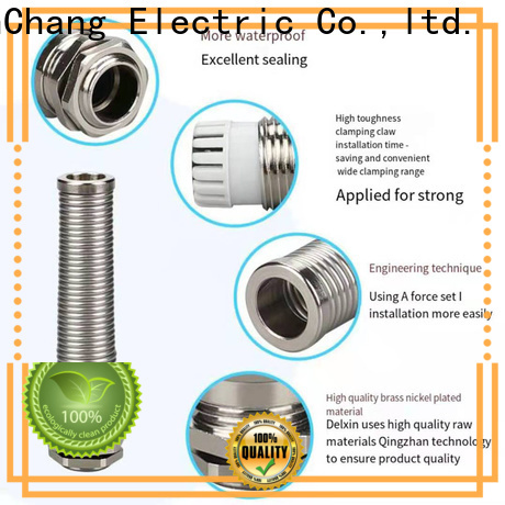 XCCH best pg9 cable gland factory in power transmission