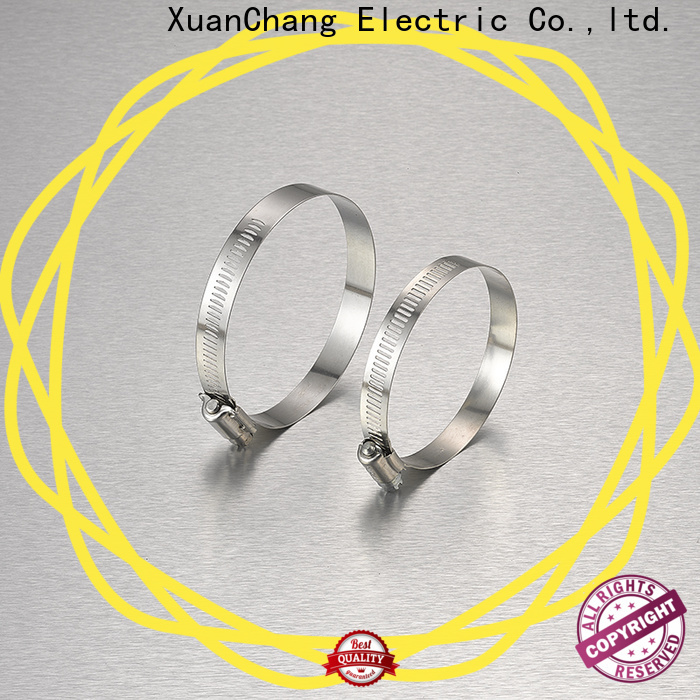 XCCH hose clamp factory in food processing