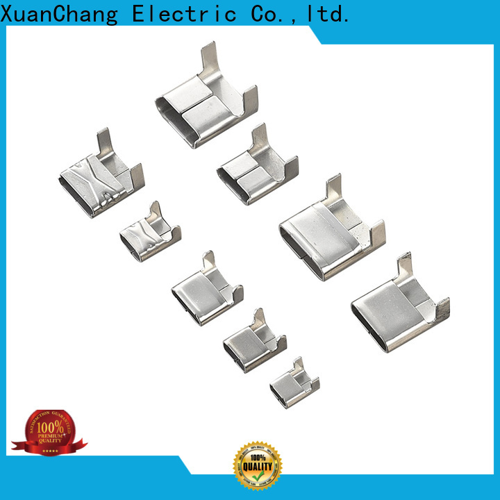 top stainless buckle factory for pulping