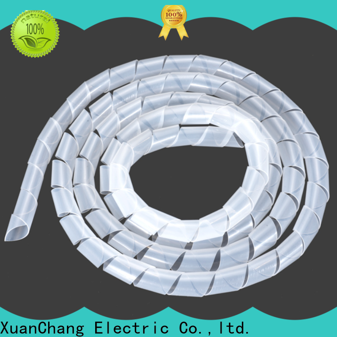 XCCH custom spiral wrapping band factory for pulping