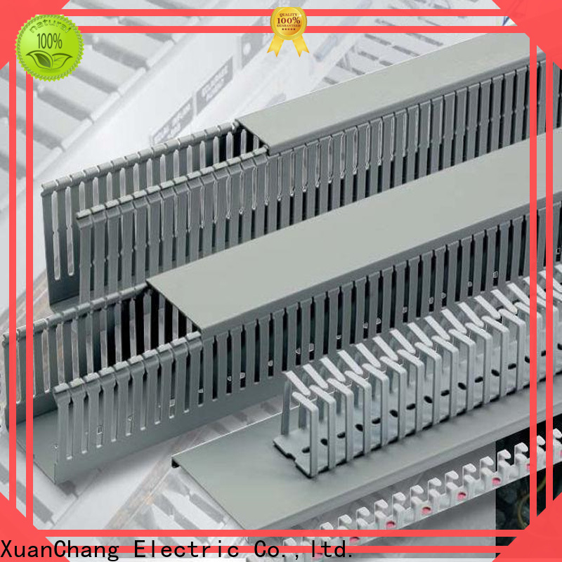 custom wall cable duct supply for industrial