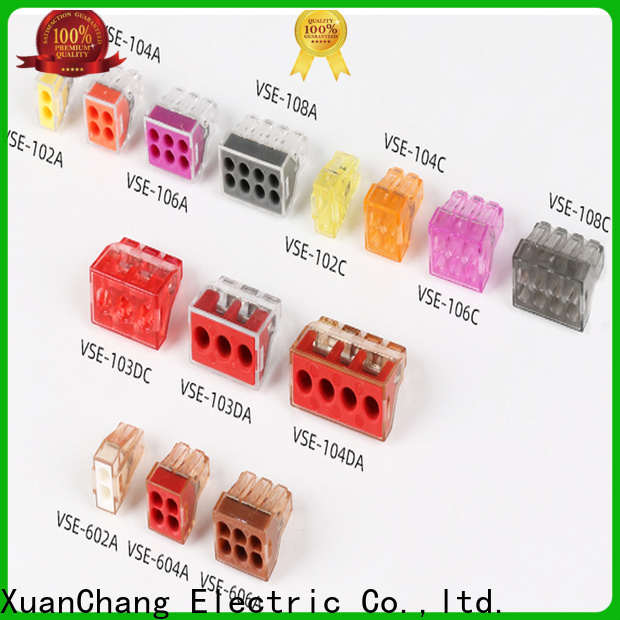 XCCH 3 wire connector manufacturers in food processing