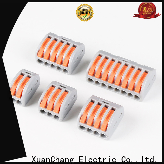 XCCH best two wire connector company in food processing