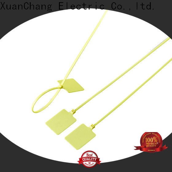 wholesale cable tag tie factory for pulping