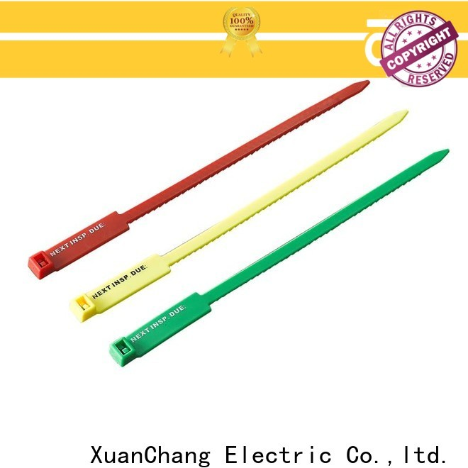 XCCH types of security seals suppliers for mining