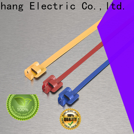 XCCH reusable plastic cable ties company in power transmission