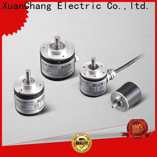 XCCH optical rotary encoder for business for pulping