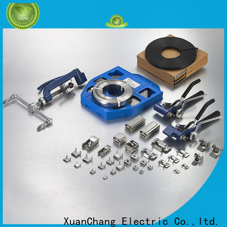XCCH Xcch ss strapping band suppliers in chemical plants