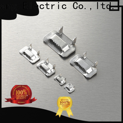XCCH steel strapping buckles factory in chemical plants
