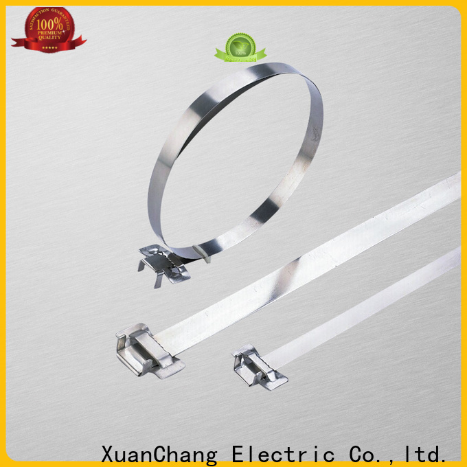 Xcch cable tie 200mm manufacturers in chemical plants