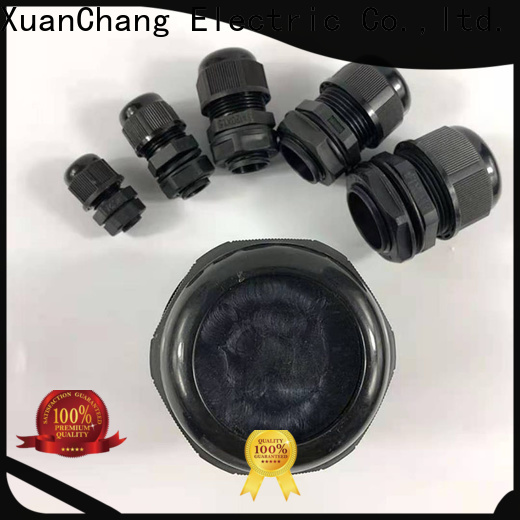 XCCH metric cable glands supply in chemical plants
