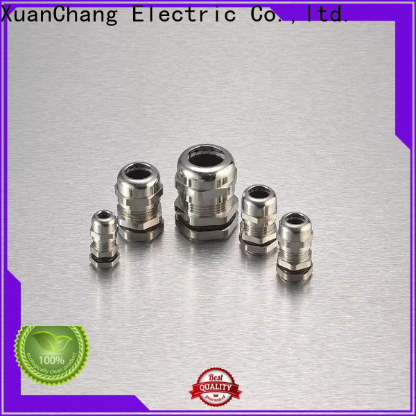 XCCH cable gland pg19 supply in chemical plants