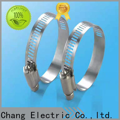 XCCH 12 inch hose clamp factory for pulping