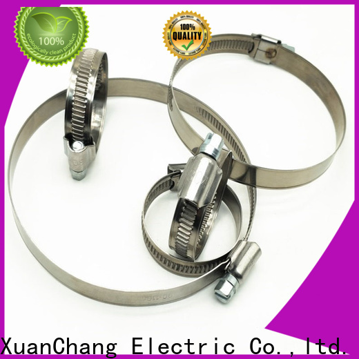 XCCH custom types of hose clamps company for mining