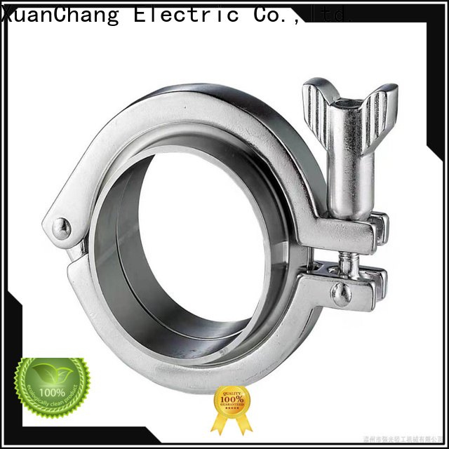 XCCH latest worm hose clamps suppliers in food processing