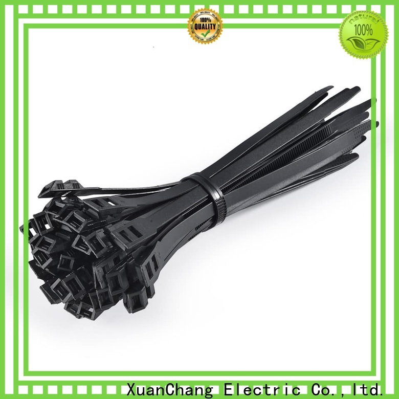 custom double lock cable tie factory in food processing