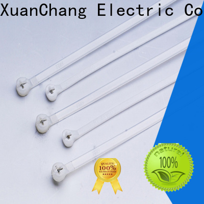 XCCH top cable ties with metal lock company in chemical plants