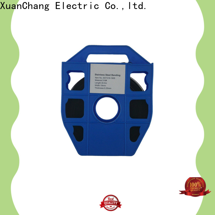 XCCH Xcch stainless steel strapping with holes for business for mining