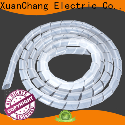 XCCH custom spiral wrap and wire wrap suppliers in power transmission