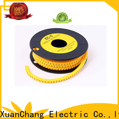 XCCH high-quality partex cable markers supply in food processing