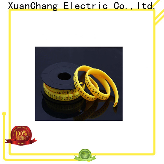 XCCH top flat cable marker company in food processing