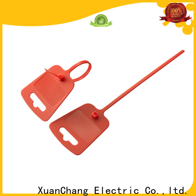 XCCH New cable tag tie supply in power transmission