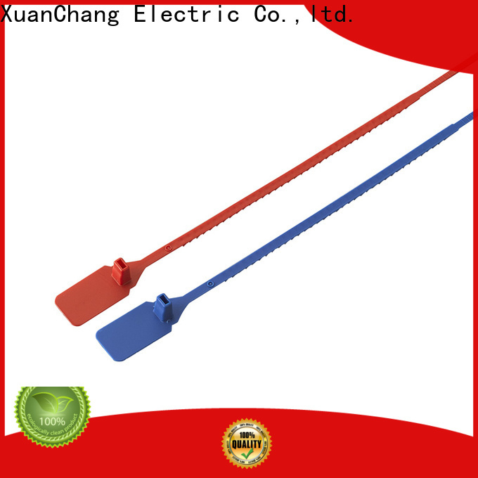 XCCH cable security seals for business for mining