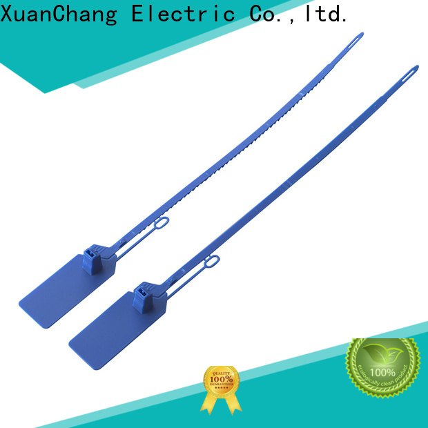 best security seal for protection supply in power transmission