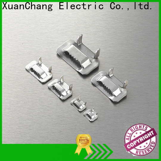 XCCH tooth buckle suppliers for industrial