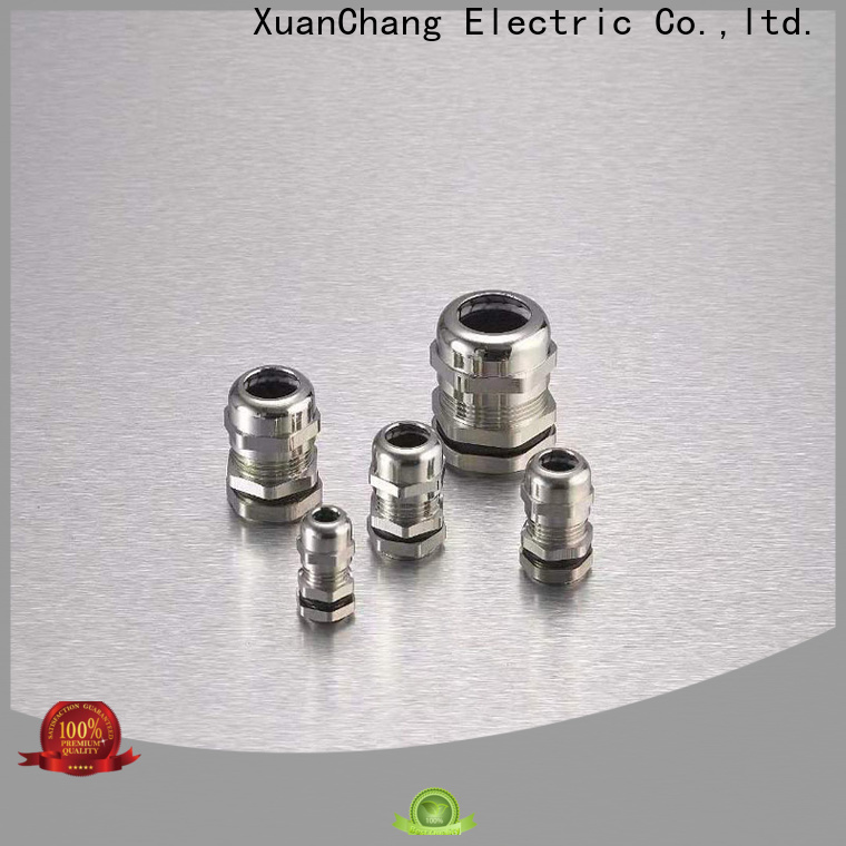 XCCH Xcch metal cable gland suppliers in food processing