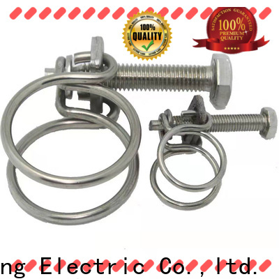 XCCH ss hose clamps suppliers for industrial