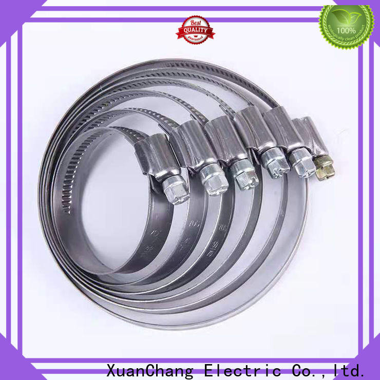 XCCH 6 inch hose clamp supply for mining